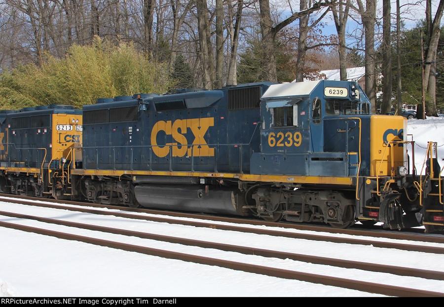 CSX 6239 on C770